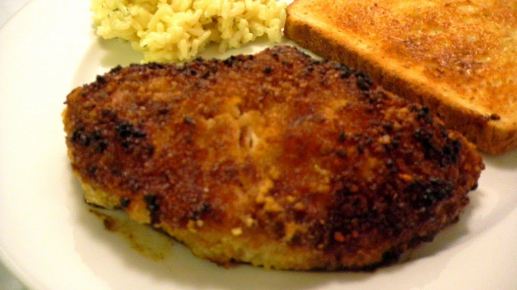 Panko Crusted Chicken With Lemon Butter Sauce A Duck 39 S Oven