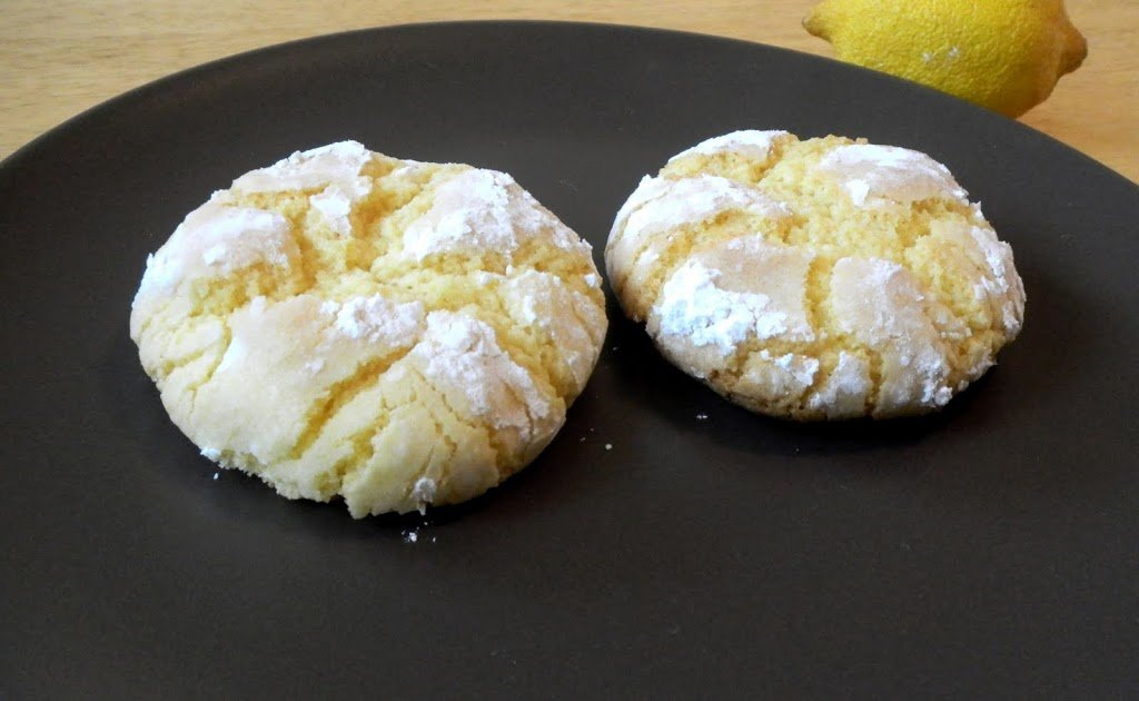 Super Easy Lemon Cake Mix Cookies A Duck S Oven