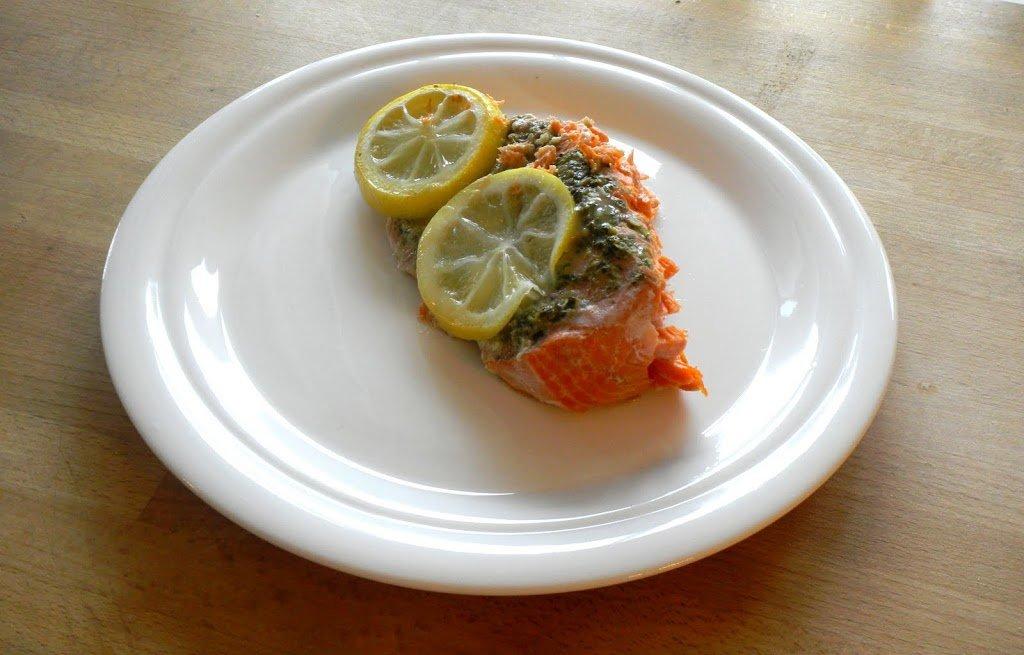 Mom's Salmon