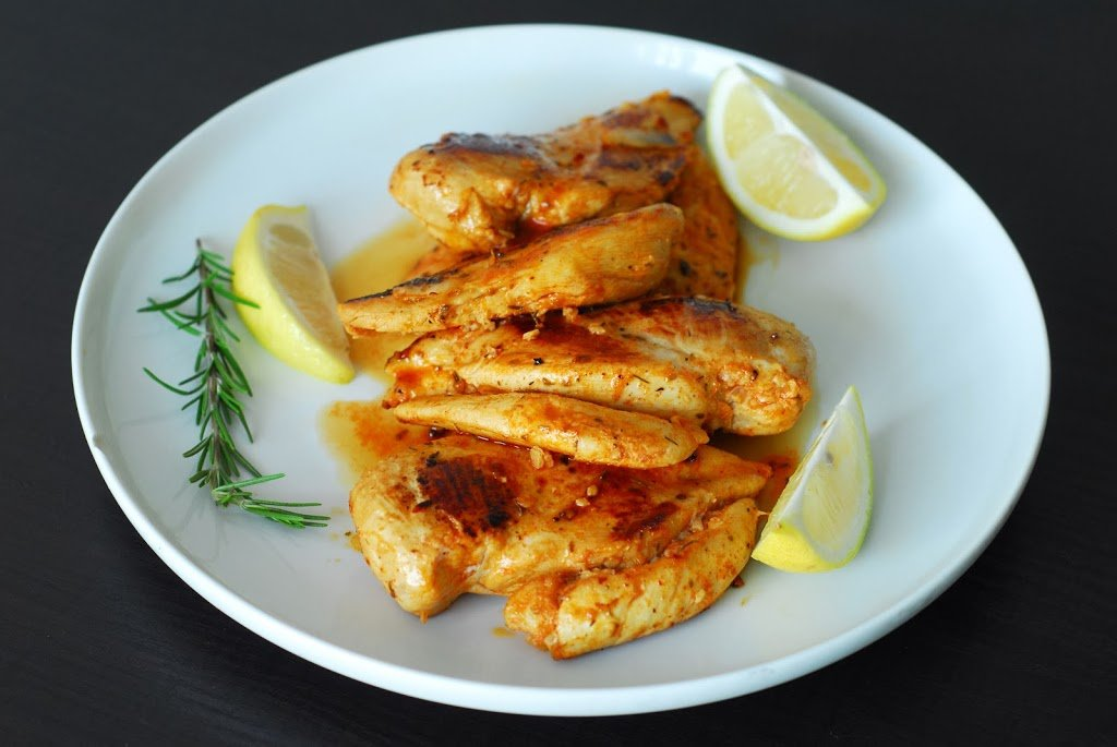 Peri Chicken from A Duck's Oven. Peri peri chicken is a South African ...