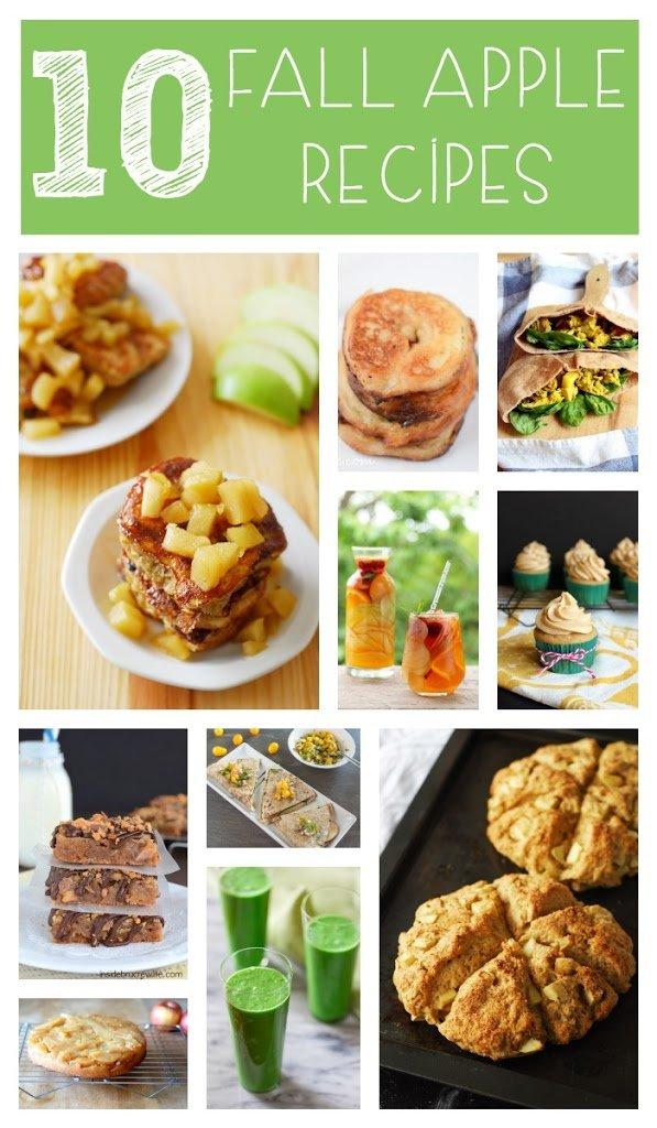 Easy No Mix Apple Pancakes