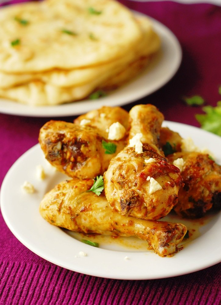 Spiced Yogurt Chicken