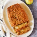 Whole Wheat Pear Banana Bread from A Duck's Oven