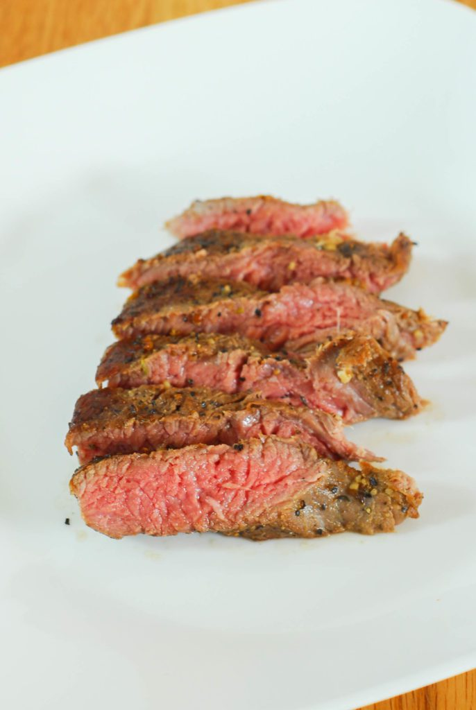 Sous Vide Tri-Tip Steak from A Duck's Oven