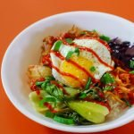 Crispy Pork Bibimbap from A Duck's Oven